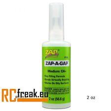 (0,280€/g) ZAP-A-GAP PT-01 Sekundenkleber, mittelflüssig, 56,6g