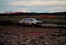 Rauno Aaltonen & Lofty Drews Datsun 160J Safari Rally 1977 Photograph 1