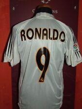 RONALDO REAL MADRID 2004 2005 MAGLIA SHIRT CALCIO FOOTBALL MAILLOT JERSEY SOCCER