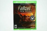 Fallout New Vegas Ultimate Edition: Xbox One/360 Backwards Comp [Brand New]