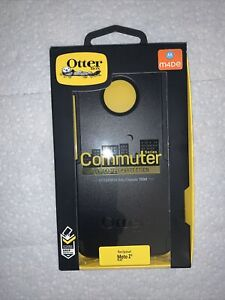 OtterBox COMMUTER SERIES Case for Motorola Moto z3 Play - Black