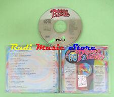 CD PEACE & LOVE 60 1968 1 compilation PROMO 1999 SPIRIT DONOVAN BYRDS (C32)