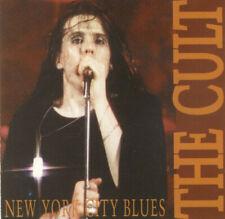 THE CULT - NEW YORK CITY BLUES CD