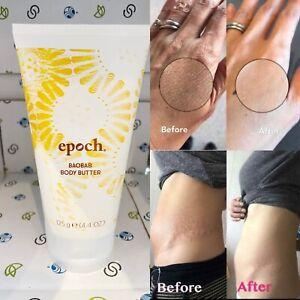 Authentic Nu Skin Epoch Baobab Body Butter Tube New Sealed 4.4oz Nuskin