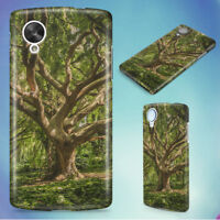 NATURE FOREST TREES PARK HARD BACK CASE COVER FOR NEXUS PHONES
