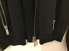 Dsquared Track suit top. Men's size Large. Black...