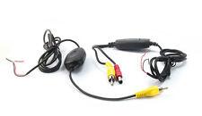 Ricevitore + trasmettitore video wireless senza fili telecamere retromarcia auto