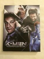 X-Men Experience Collection - DVD (Blu-ray Disc, 2014, 4-Disc Set)