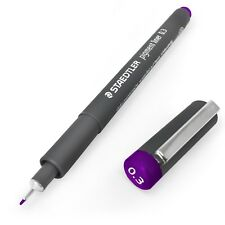 Staedtler 308 Pigmento Liner Fineliner – 0.3 mm – solo Violeta