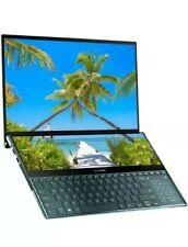 15.6 ASUS ZenBook Pro Duo UX581GV, Dual Screen, UHD, OLED, i7 9750H, 16GB DDR4,