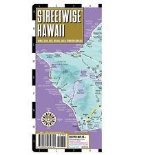 Streetwise Hawaii Map - Laminated State Road Map of Hawaii