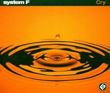 System-F Cry (2000)  [Maxi-CD]