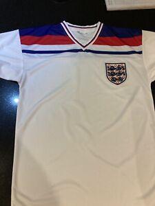 england football shirt 1982 Scoreline Replica (S)