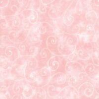 MARBLE SWIRLS ~BY 1/2 YD~MODA BASIC FABRIC~PINK~9908-37
