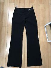 Karen Millen Black Suit Trousers Size UK 8