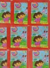 10 paquets stickers DORA PANINI image