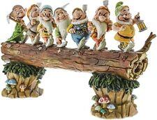 Figurine Enesco Disney Traditions - Homeware Bound 'seven Dwarfs'