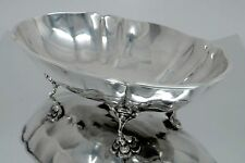 Tane Sterling Silver Footed Bowl Eagle 134