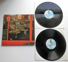 Tom Waits - Nighthawks At The Diner 1979 German Asylum Records Double LP
