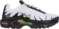 Men's Nike Air Max Plus SE Shoes Torch White AJ2013-100