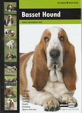 BASSET HOUND Dog Breeds Expert Series **NEW COPY**