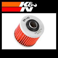 K&N Oil Filter - K and N Powersports Motorcycle Oil Filter - KN-145