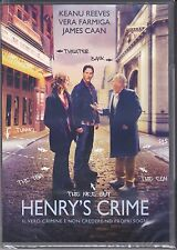 Dvd **HENRY'S CRIME** con Keanu Reeves nuovo 2010