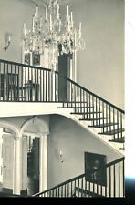 Boscobel Restoration-Home Staircase-Garrison on Hudson-New York-Vintage Postcard
