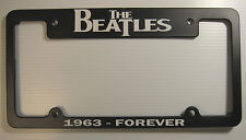 THE BEATLES LICENSE PLATE FRAME - 1963 - FOREVER