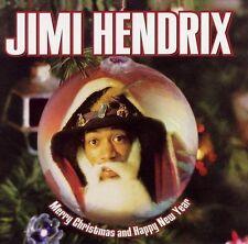 Jimi Hendrix Merry Christmas and a Happy New Year CD Maxi Single