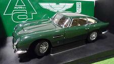 ASTON MARTIN DB5 vert anglais LHD échelle 1/18 d AUTOart voiture miniature 70023