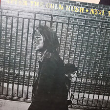 1970 Neil Young - After the Gold Rush Lp Record Gatefold - Rs 6383 - Ex / Vg+