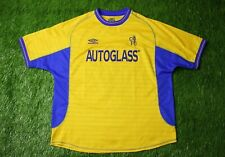 CHELSEA LONDON ENGLAND 2000/2001 RARE FOOTBALL SHIRT JERSEY AWAY UMBRO ORIGINAL