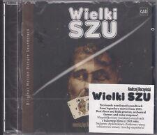 ANDRZEJ KORZYNSKI - WIELKI SZU NEW & SEALED TOP RARE OOP CD POLAND POLEN