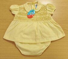 Cotton Blend 1970s Vintage Clothing for Children
