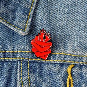 1Set Halloween Enamel Brooch Pins Shirt Collar Lapel Pin Necktie Clip Xmas Gift
