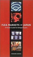 Vintage Items Flee Markets of Japan Guide Book