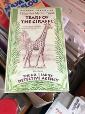 #1 Ladies Detective Agency Tears of Giraffe Alexander McCall Smith New Charity &