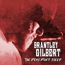 BRANTLEY GILBERT - THE DEVIL DON'T SLEEP  (CD) sealed