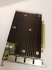 NVIDIA Quadro NVS 450 Quad DP PCIe Graphics Card / 4-Port - VGC