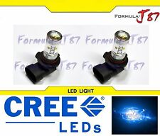 CREE LED 30W 9006 HB4 BLUE 10000K TWO BULB HEAD LIGHT REPLACEMENT SHOW COLOR