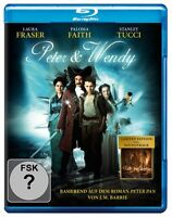 PETER & WENDY (LIMITED EDITION INKL.SOUNDTRACK)  2 BLU-RAY NEU