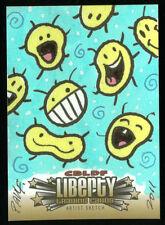 Cbldf Liberty Cryptozoic Sketch Card Paul Fricke of Bedbug Art
