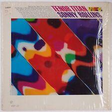 SONNY ROLLINS: Tenor Titan SHRINK VERVE VSP Vinyl LP Jazz