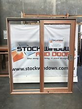 Timber Sliding Door 2105h x 1810w  IN STOCK NOW (BRAND NEW) RIGHT HAND SLIDE