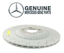 Genuine Rear Left or Right Disc Brake Rotor For Mercedes S550 Maybach S600 S560