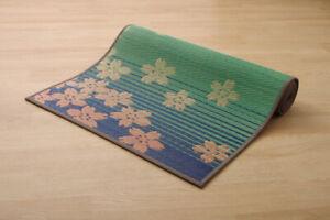 Tatami Non Slip Yoga Mat, Natural Relaxing Scent, Made In Japan/ Sakura Fuji