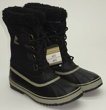 Men's Sorel 1964 Pac Nylon Boot Black / Tusk Size 8 NM1440-011
