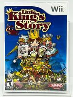 Little King's Story - Nintendo Wii - Brand New | Factory Sealed