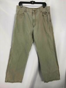 Harley-Davidson Gray Carpenter Pants - Size 36x32 Men's
